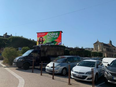Video Truck foire Autun