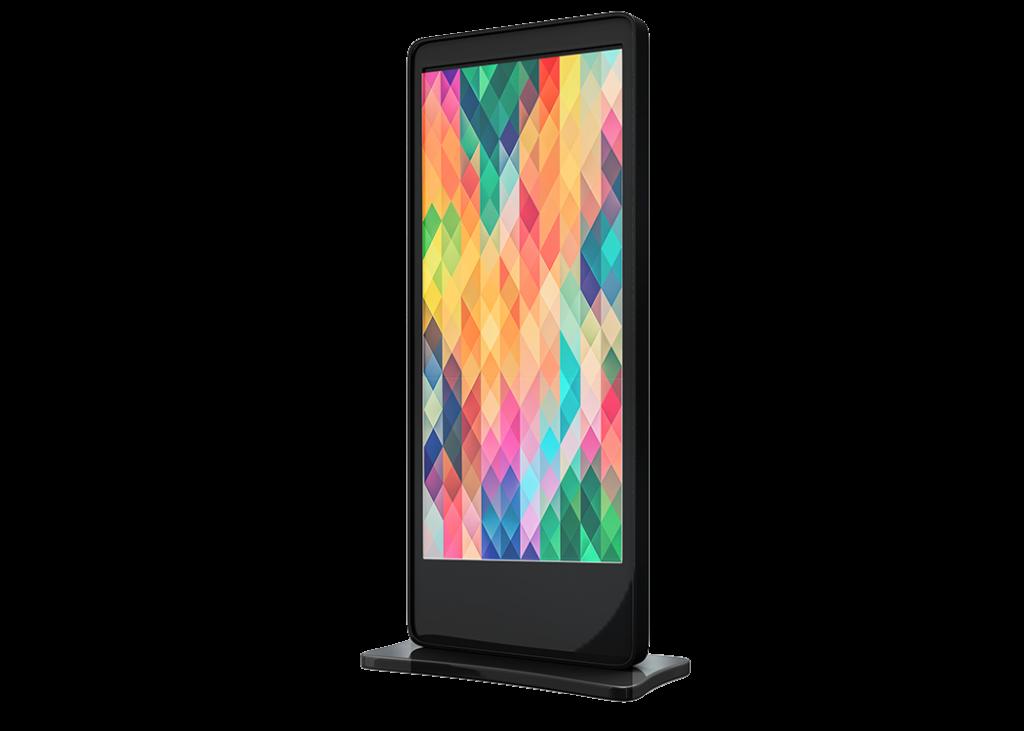 Totem LCD LED
